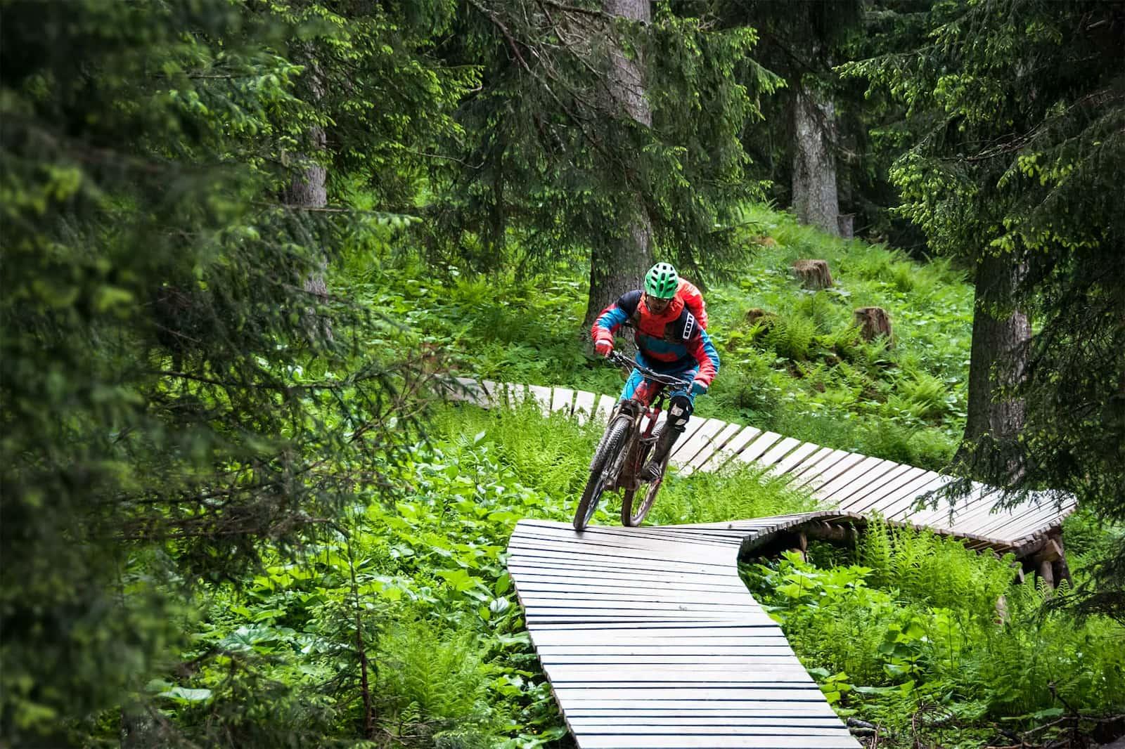 Sportpark Aare-Rhein Bike Trail