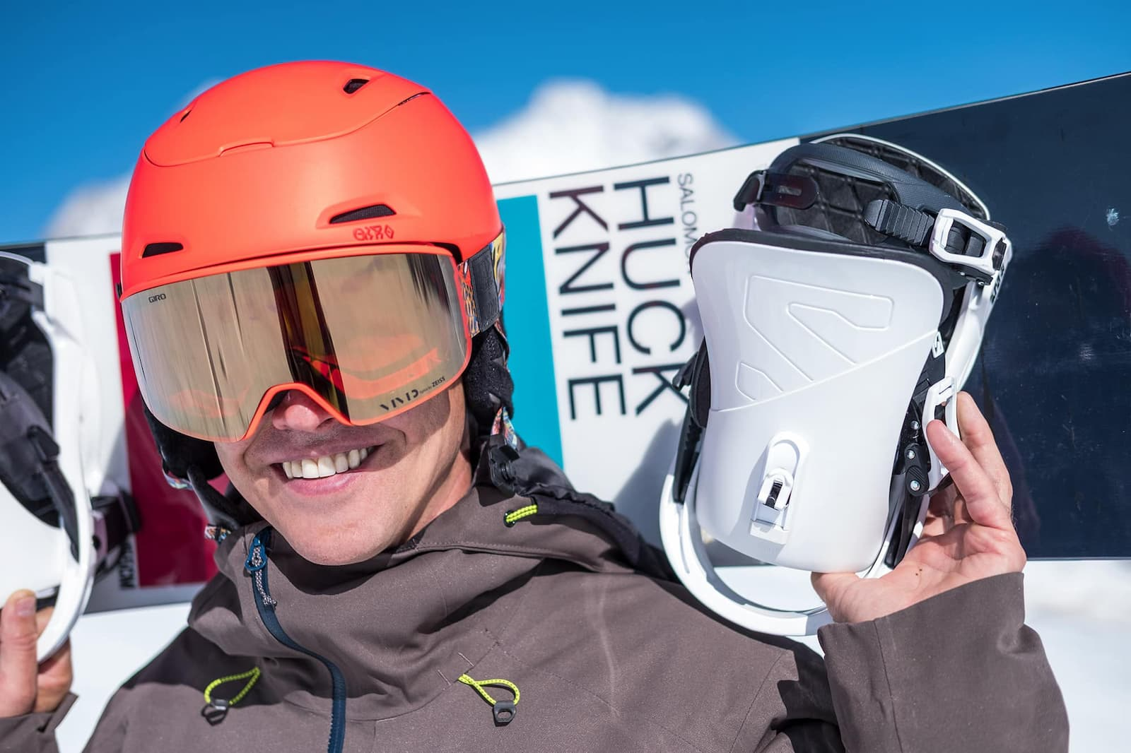 Sportpark Aare-Rhein Wintersport Snowboard