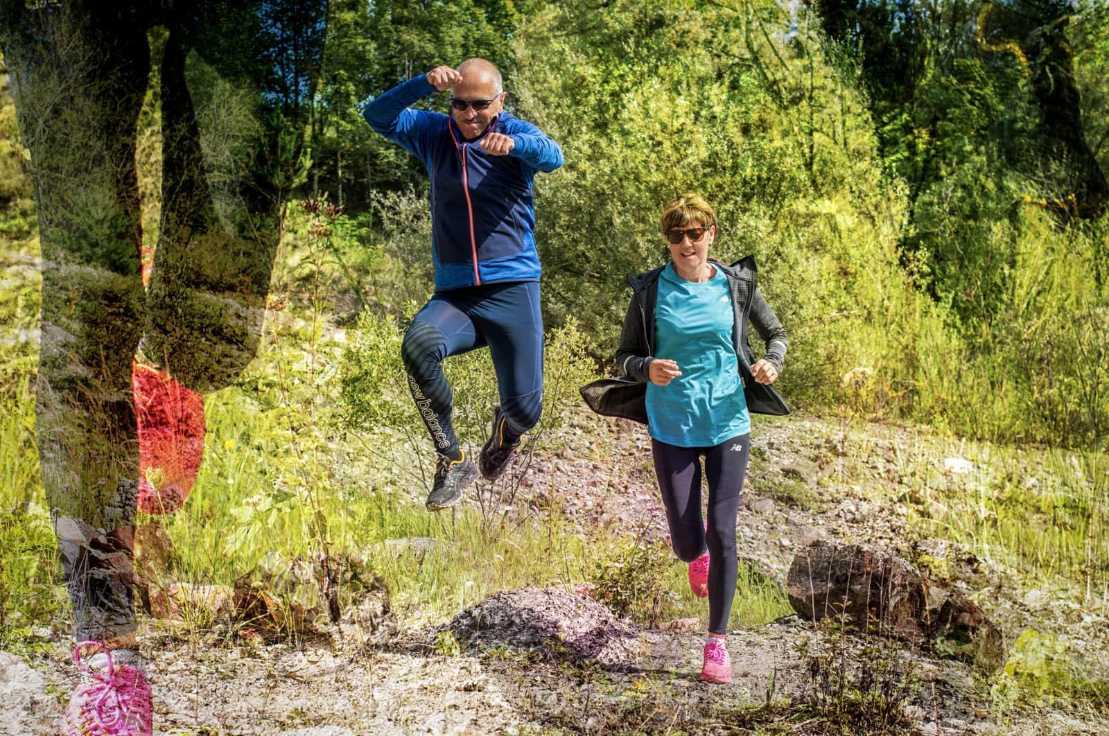 Sportpark Aare-Rhein Laufschuhe Running