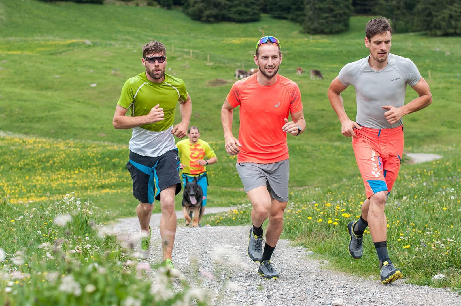 Sportpark Aare-Rhein Jogging