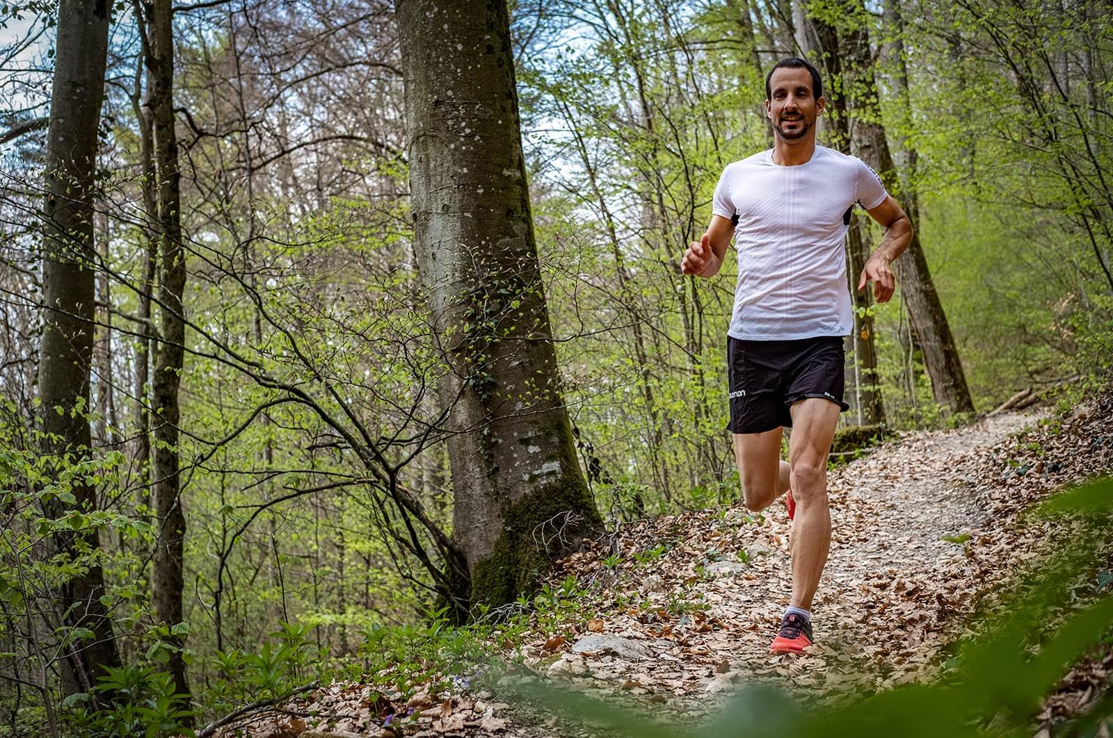 Sportpark Aare-Rhein Trailrunning Ivo Schleuniger