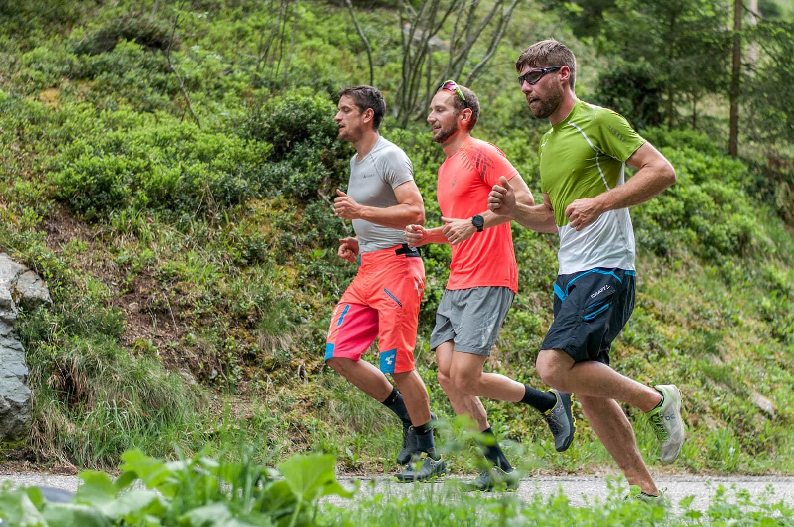 Sportpark Aare-Rhein Trailrunning