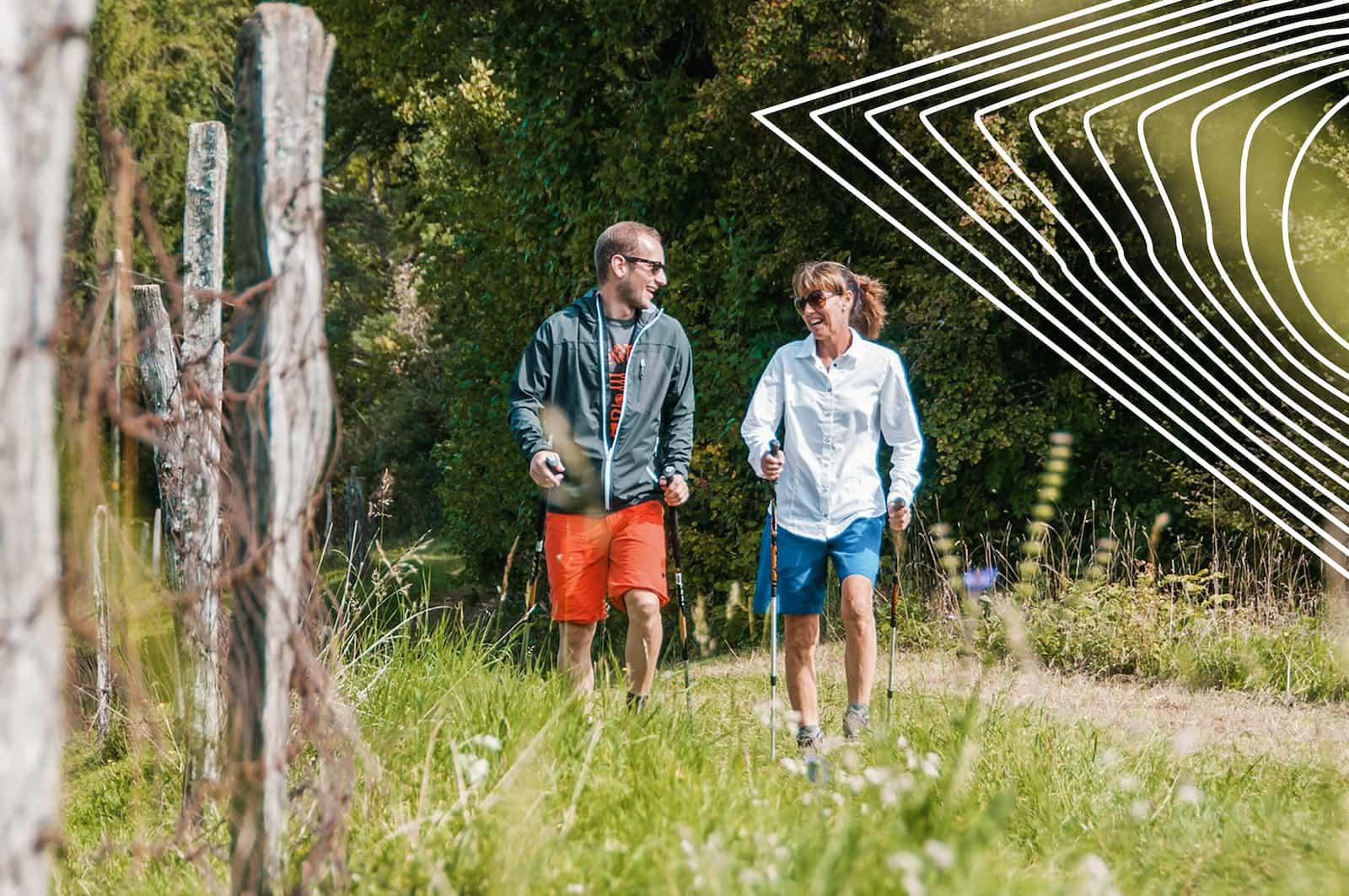 Sportpark Aare-Rhein Outdoor Sport, Wandern, Walking, Wandschuhe