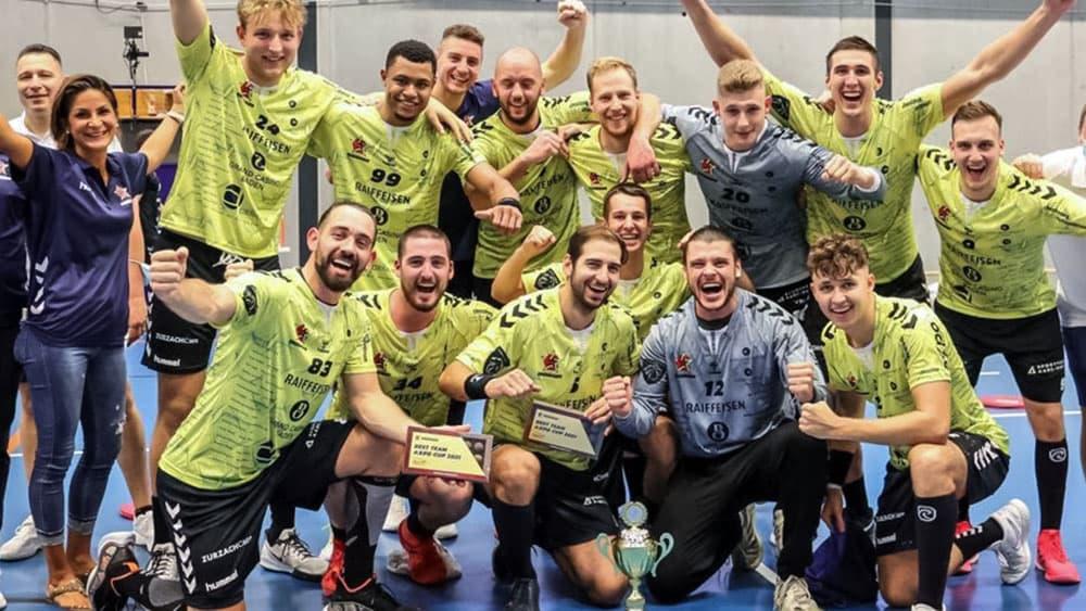 Sportpark Aare-Rhein TV Endingen Handball Team