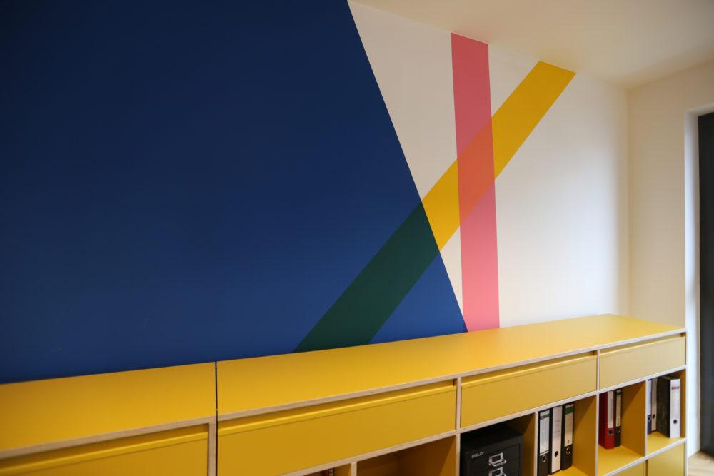 Corporate Interior im Büro