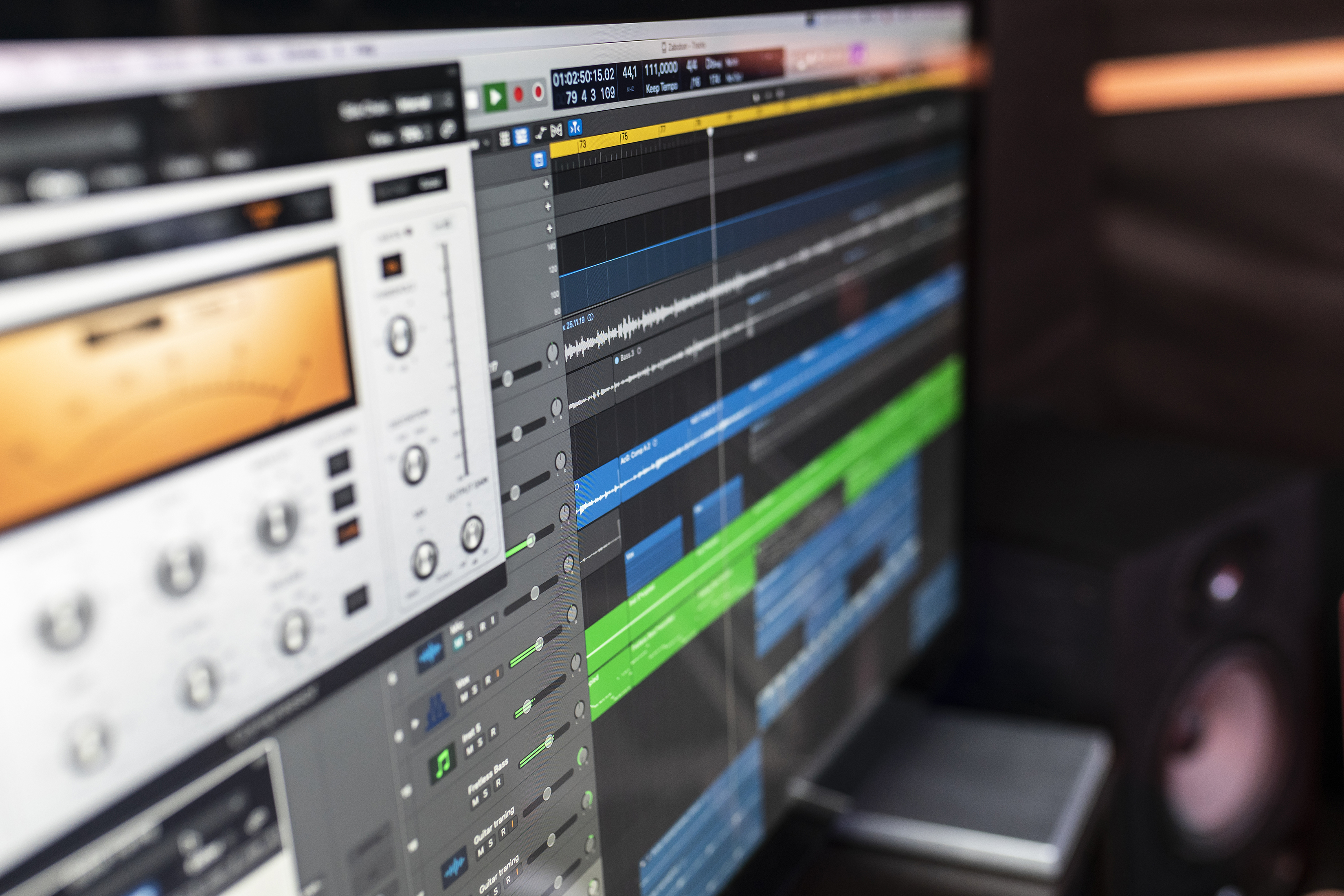 MIDI sequencing and music production