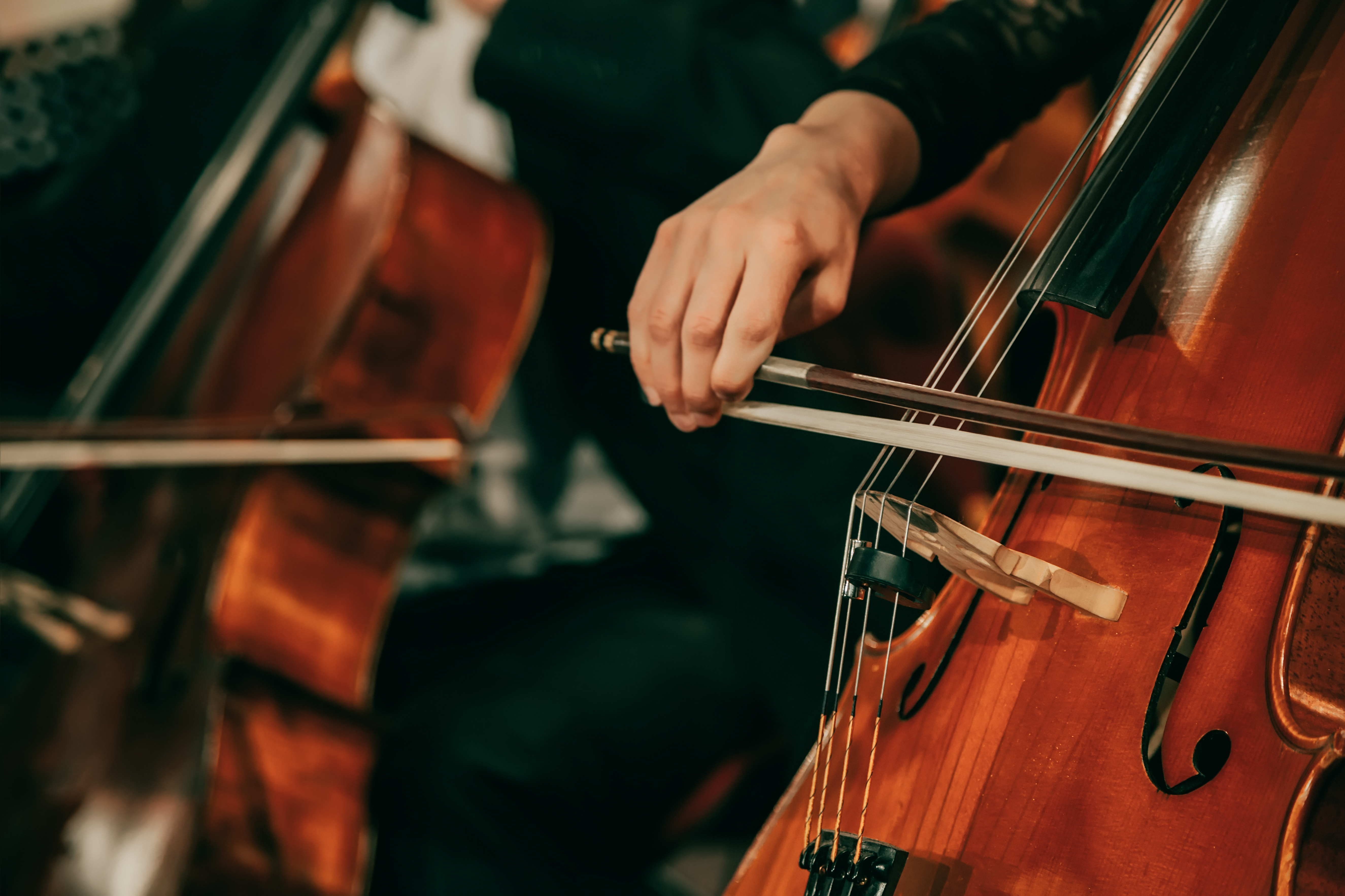 Orchestral and Chamber Strings Live Recording