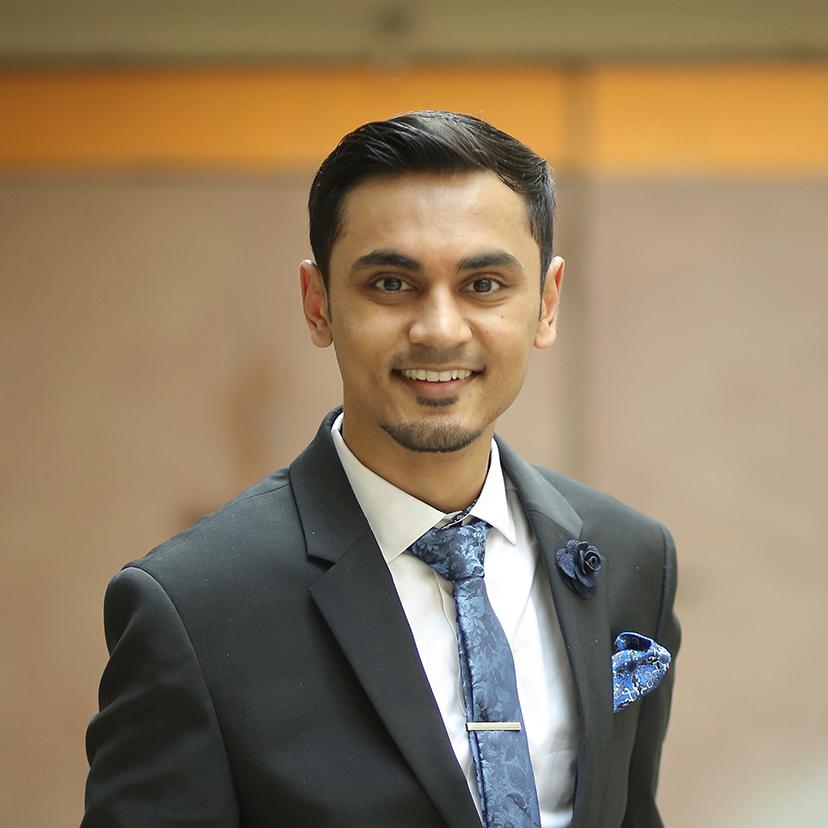 Roshan Patel Headshot