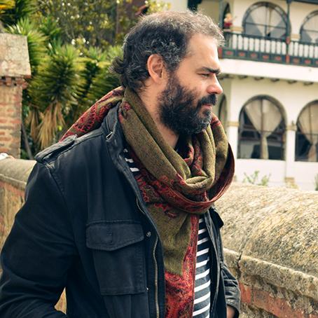 Sergio Gutierrez Headshot