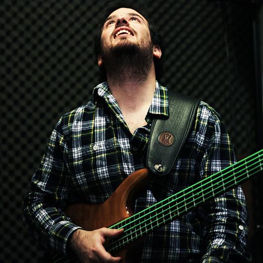 Alejandro Zorrilla Headshot
