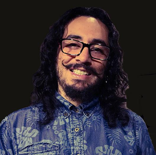Oswaldo Oviedo Headshot