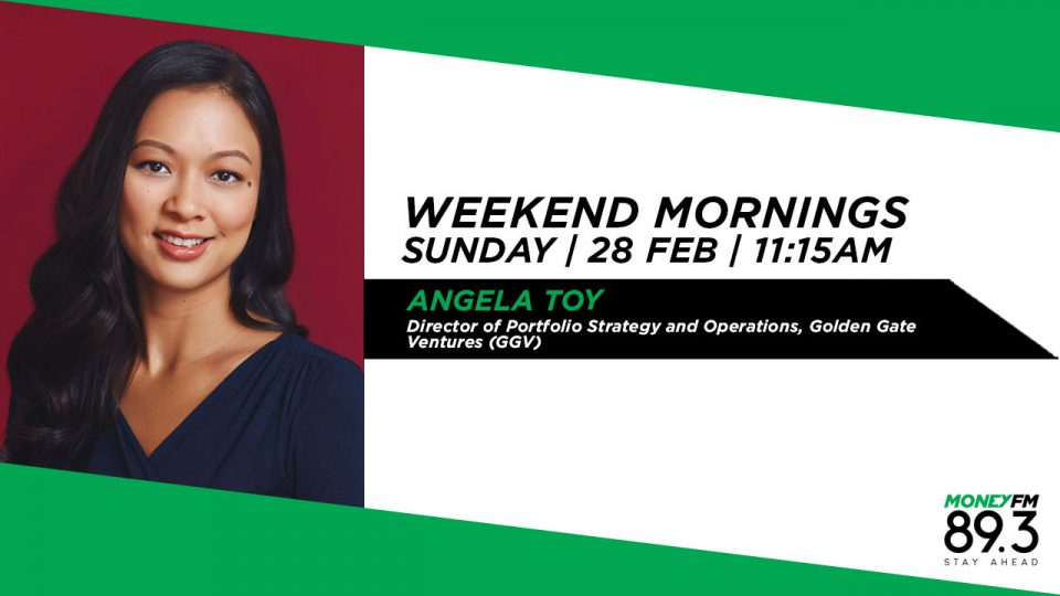 Weekends: Angela Toy on growing the start-up ecosystem in Southeast Asia and beyond