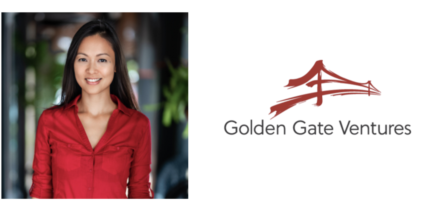 Water Cooler Chat with Angela Toy, Director @ Golden Gate Ventures