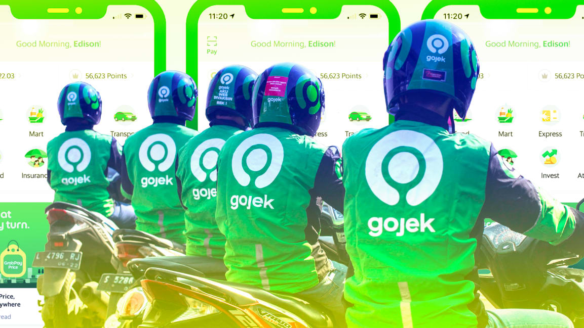 How two Southeast Asian superapps beat Uber at its own game