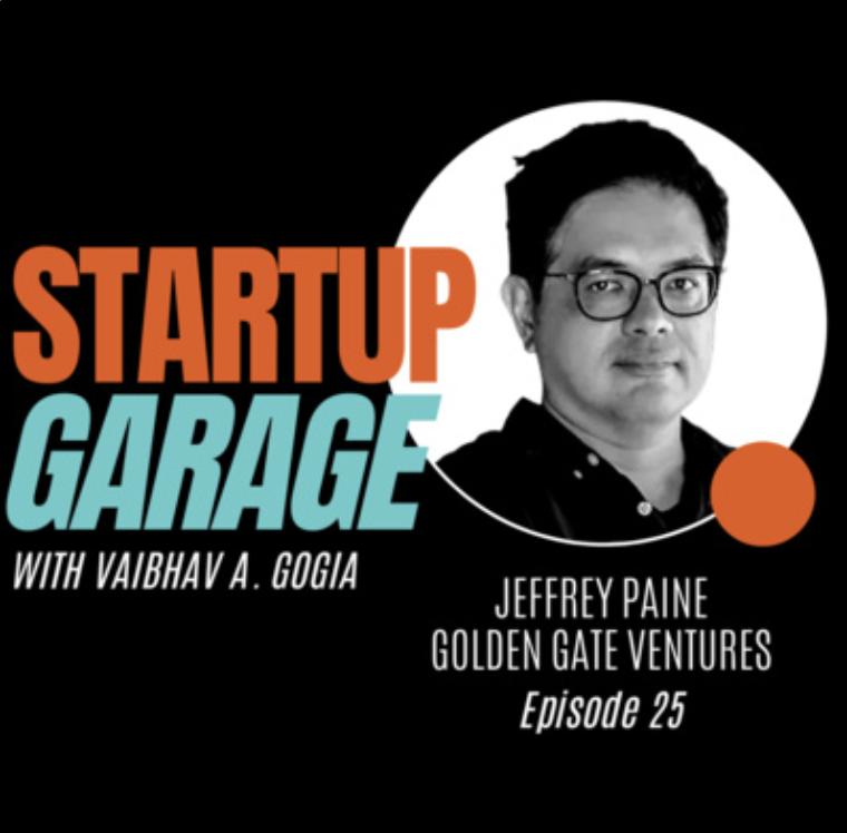 #25 Investing in SE Asia Ft. Jeffrey Paine, Partner, Golden Gate Ventures