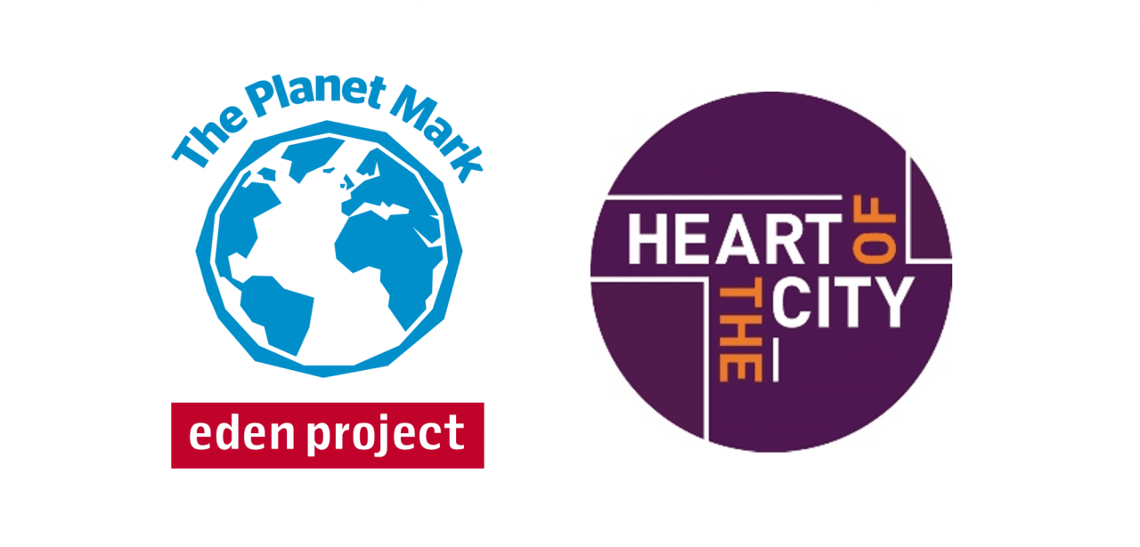 Planet Mark Eden Project Heart of The City Partnership for SMEs