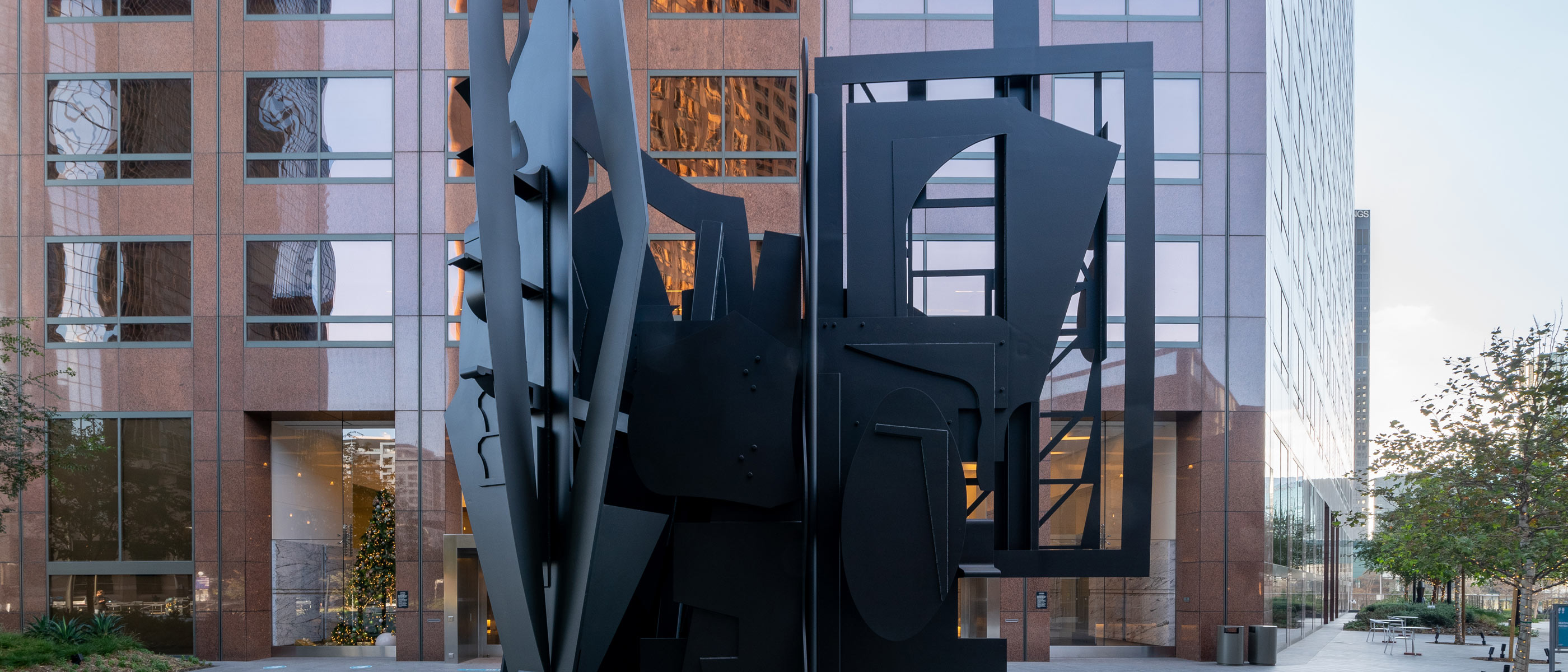 Nigh Sail by Louise Nevelson at Halo