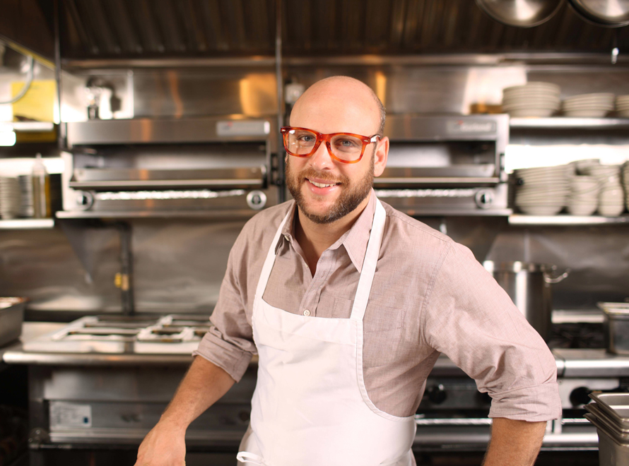 Chef Daniel Holzman of Danny Boy's Famous Original Pizza