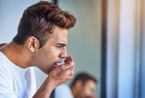 Bad breath, or halitosis, is a common condition that affects people of all ages and can decrease self-confidence and social interactions. It is estimated that 1 in 4 people have bad breath on a regular basis.