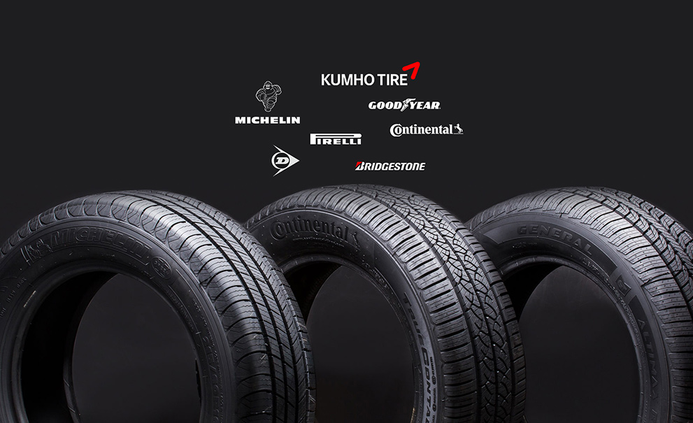 image of tires and brands