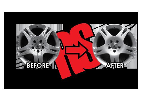 Wheel Repair Example