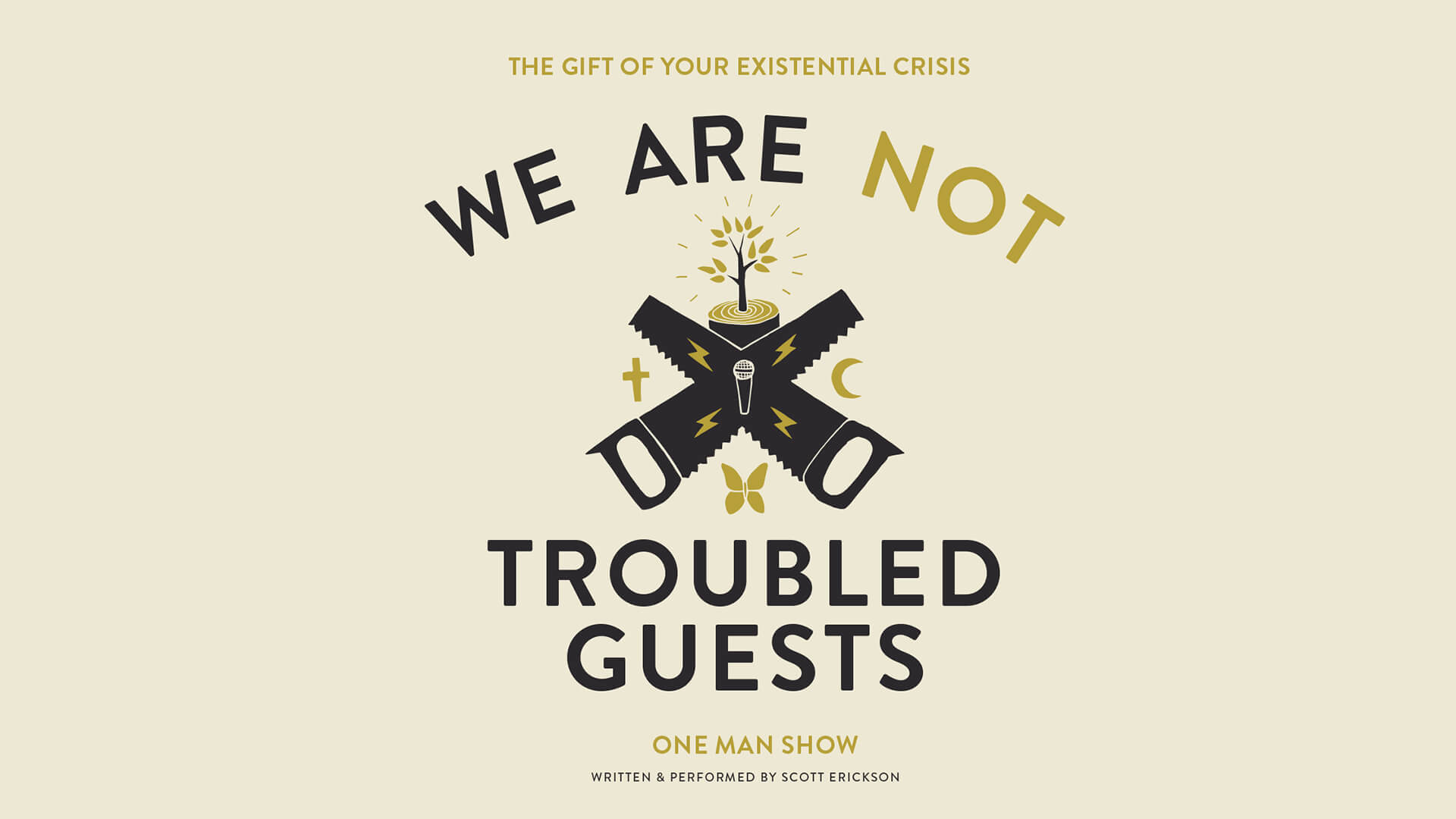 We Are Not Troubled Guests