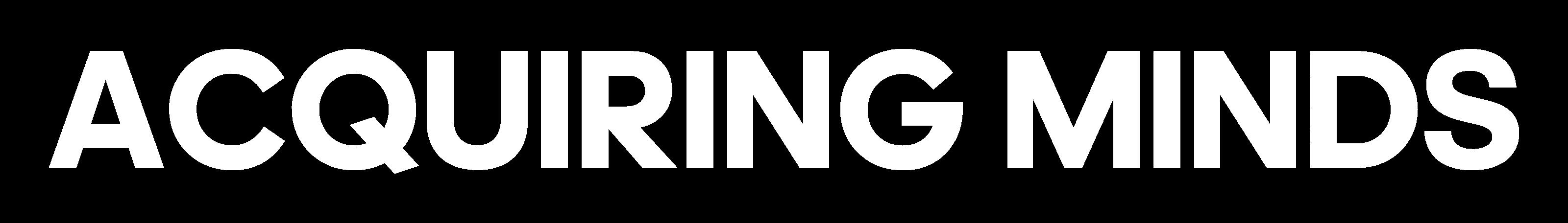 Acquiring Minds logo