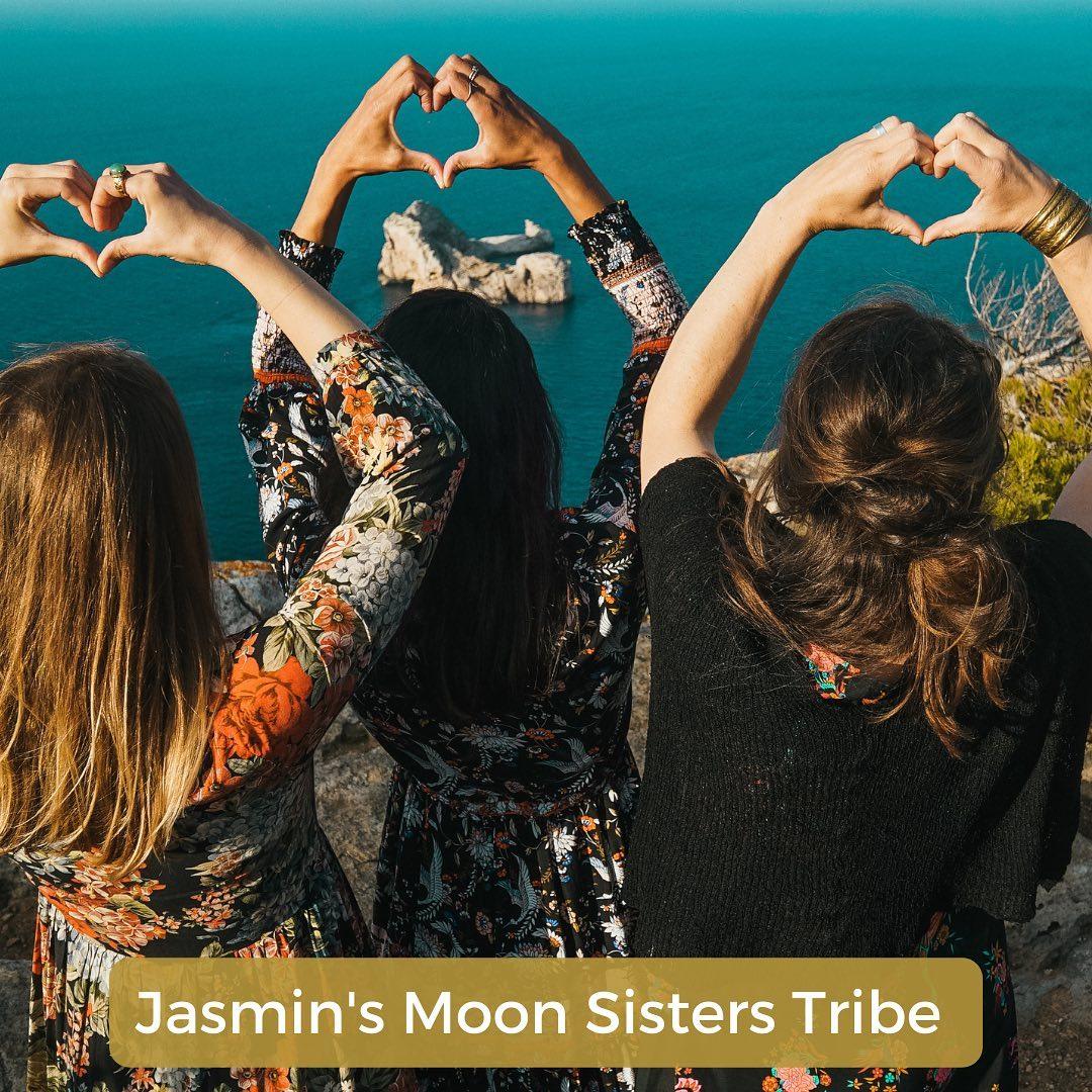 Möchtest du gerne Teil einer Frauen Community, meines ᗰOOᑎ ᔕIᔕTEᖇᔕ Tribe sein? 🌙  Dann komm in meine Facebook Gruppe 🤍  Meine Vision ist e