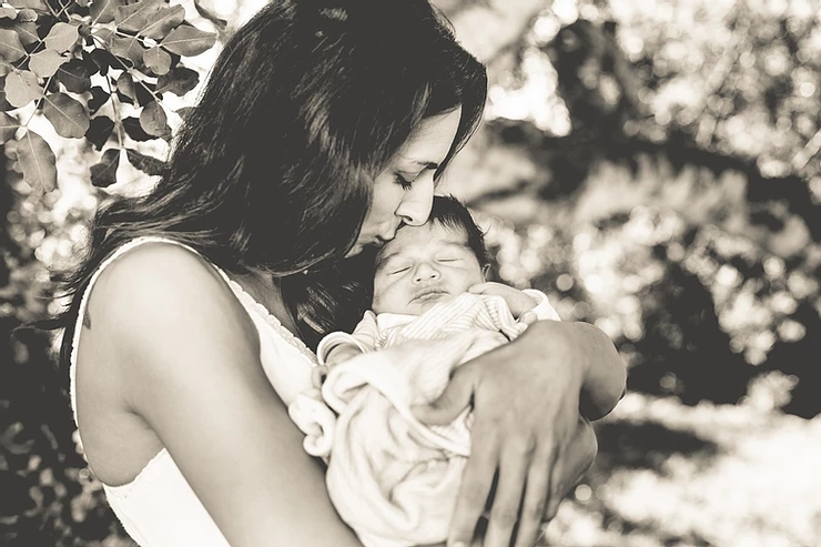Geburtsbericht - Natürliche Geburt mit HypnoBirthing