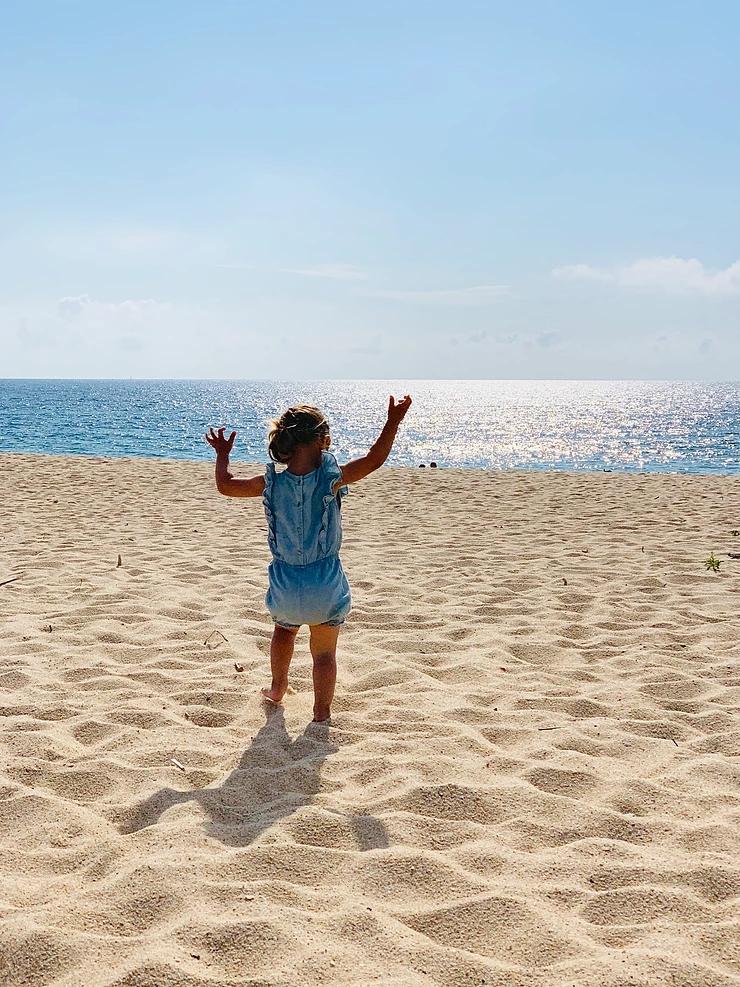 Reisen mit Kleinkind - unsere Erfahrungen