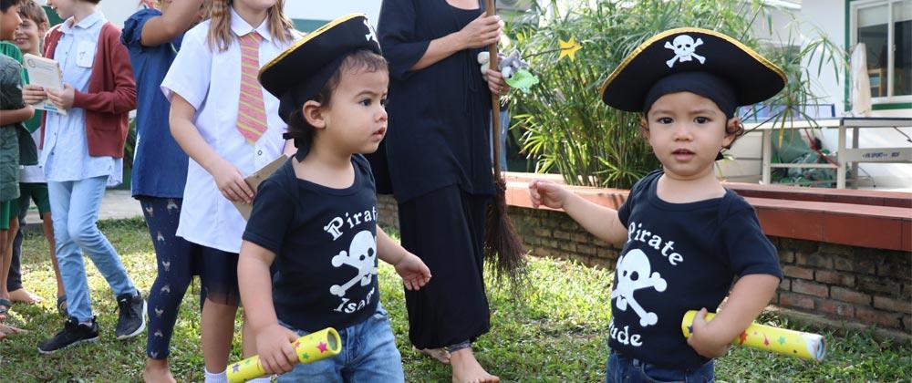 Early years at Green shoots international Hoi An Vietnam.