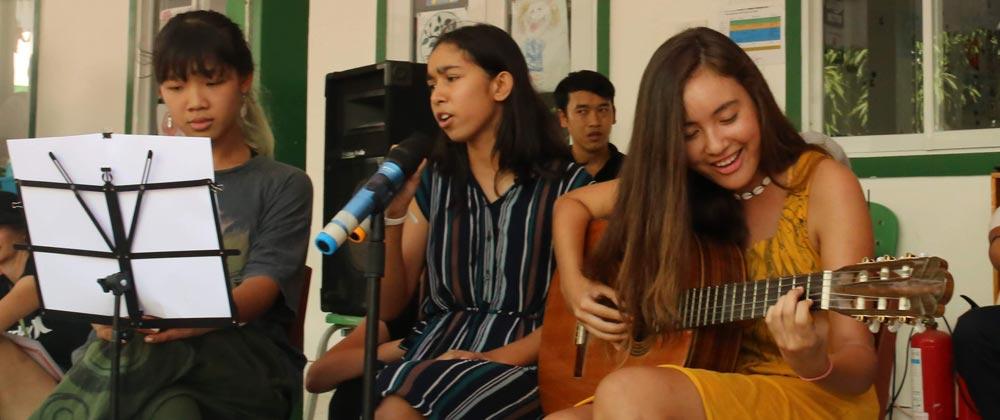 Arts and music Green Shoots International School Vietnam