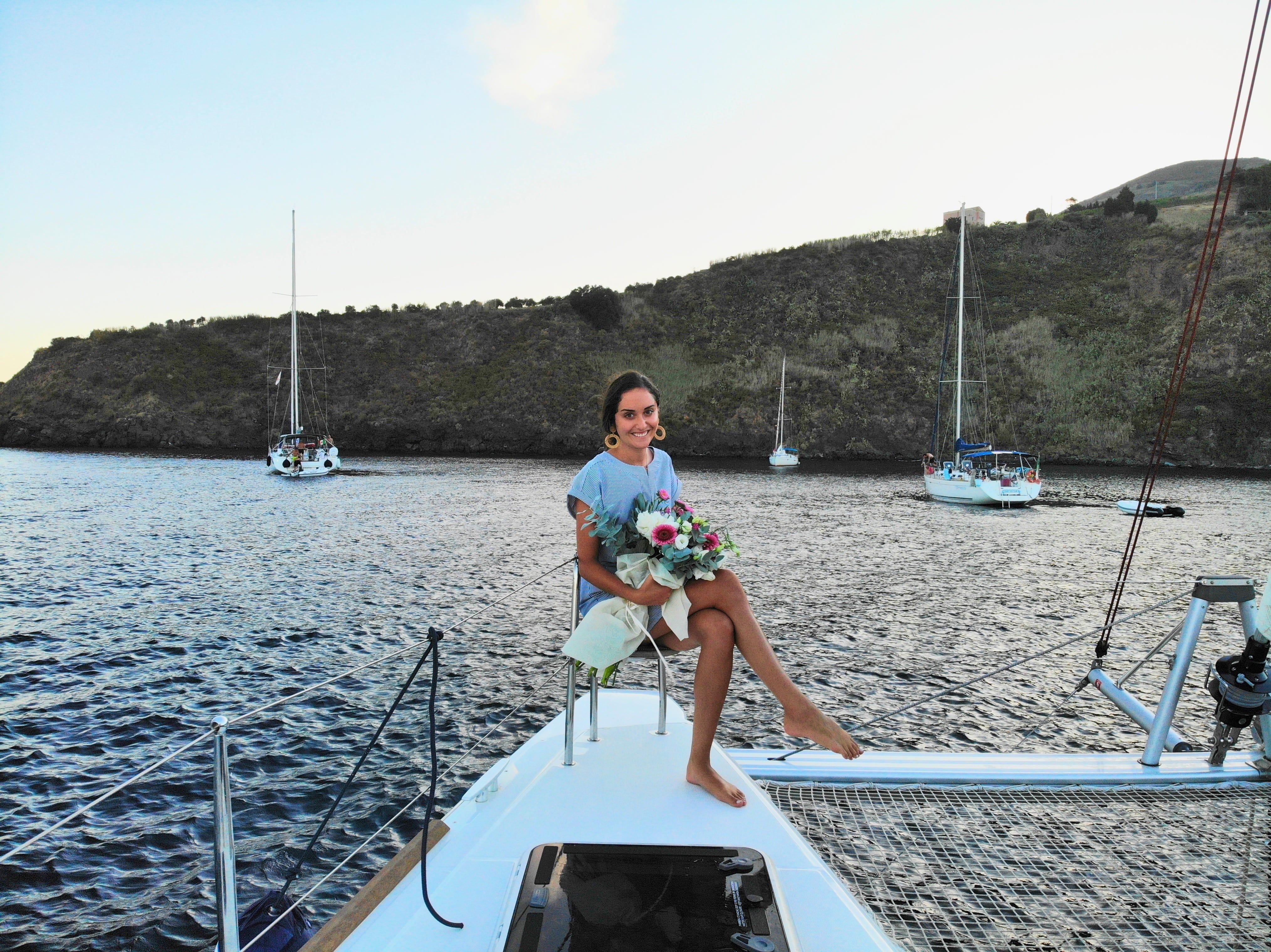 honeymoon charter