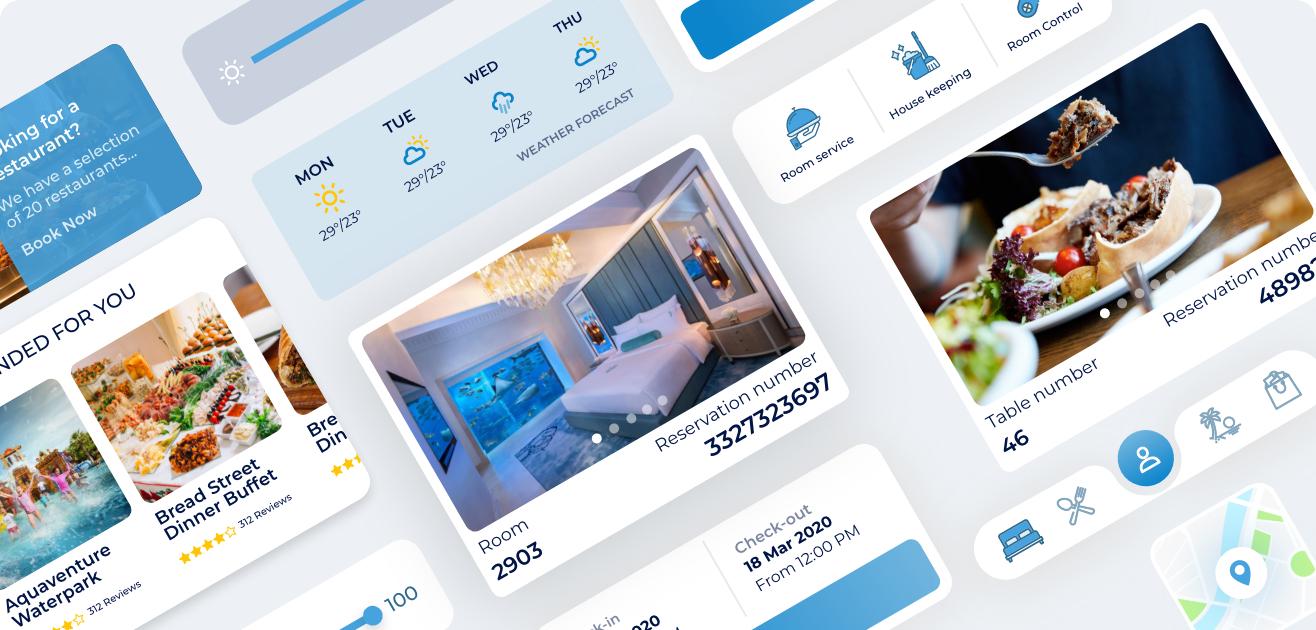 Digital of Things - UI Design
