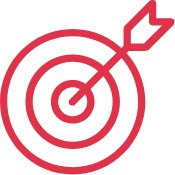 A define icon for digital of things process.