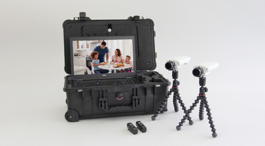 Digital of Things - portable lab
