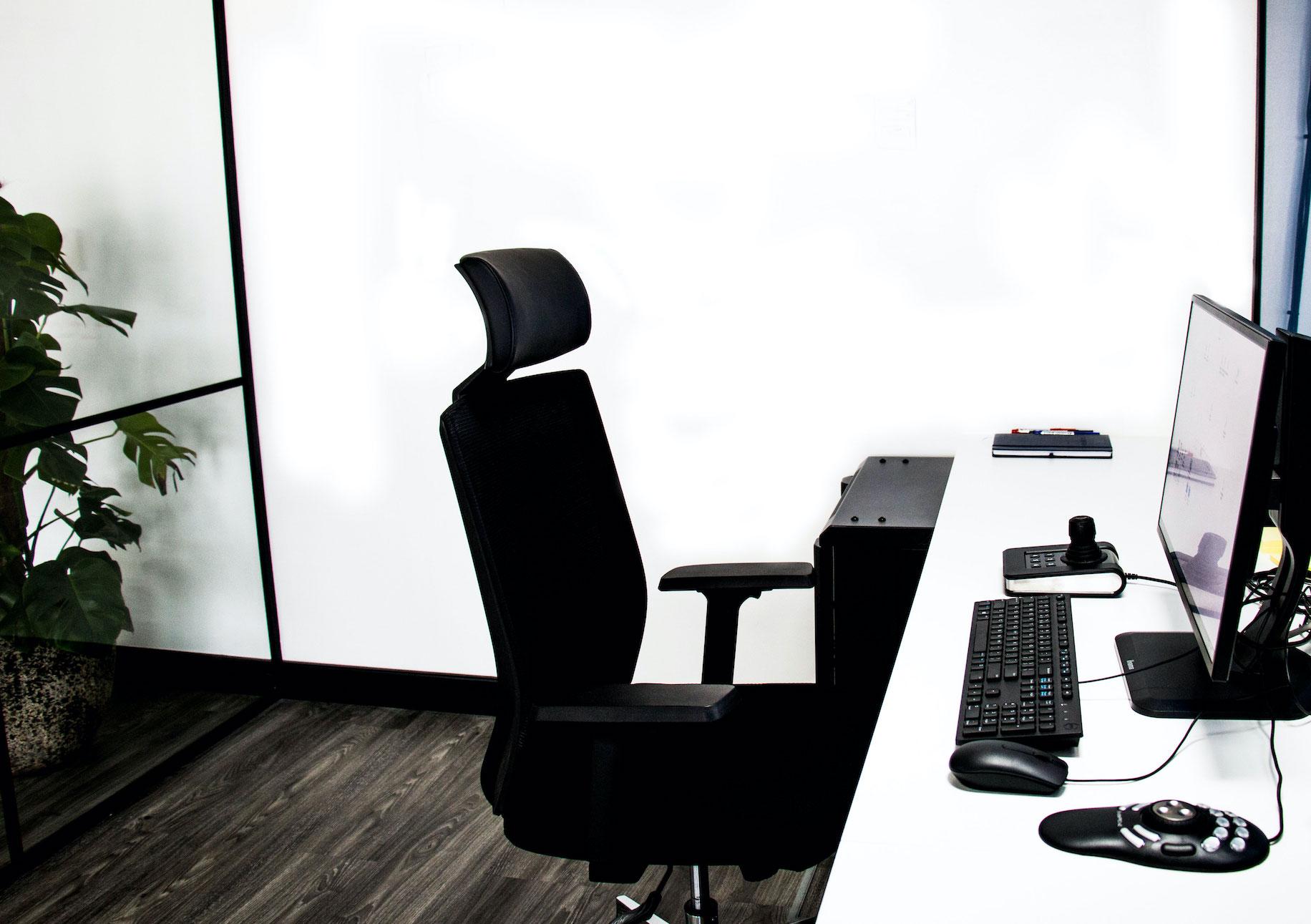 Control room of digital of things