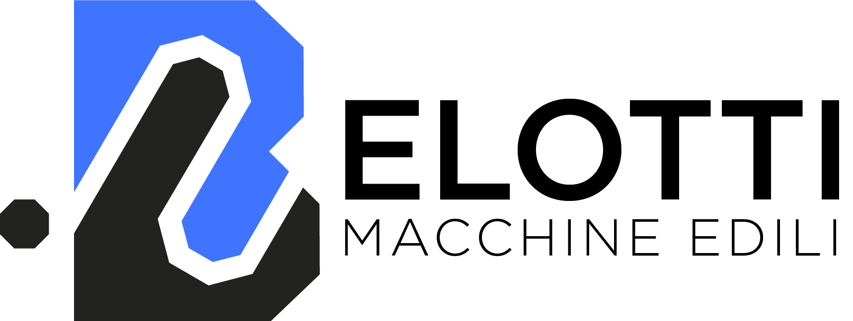 Logo Belotti macchine edili