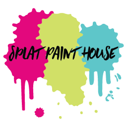 Splat Paint House logo