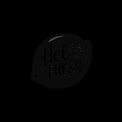 Das Logo der Firma Hello Fresh, welche unsere Telefonzellen/Telefonkabinen/Telefonboxen/Raum In Raum Systeme/Meetingboxen in ihrem Büro nutzt.