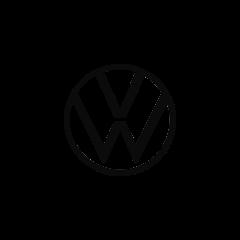 Das Logo der Firma Volkswagen, welche unsere Telefonzellen/Telefonkabinen/Telefonboxen/Raum In Raum Systeme/Meetingboxen in ihrem Büro nutzt.