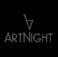 Das Logo der Firma Artnight, welche unsere Telefonzellen/Telefonkabinen/Telefonboxen/Raum In Raum Systeme/Meetingboxen in ihrem Büro nutzt.