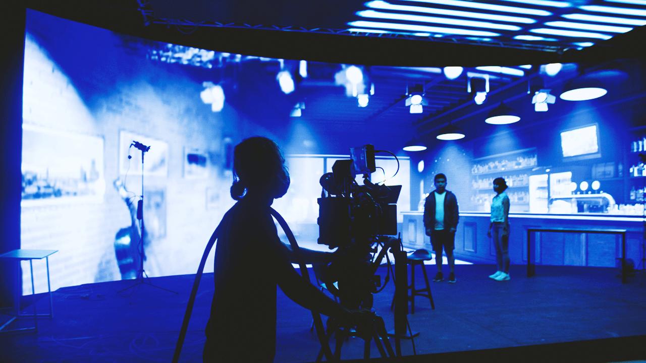 Virtual Production Course at Garden Studios