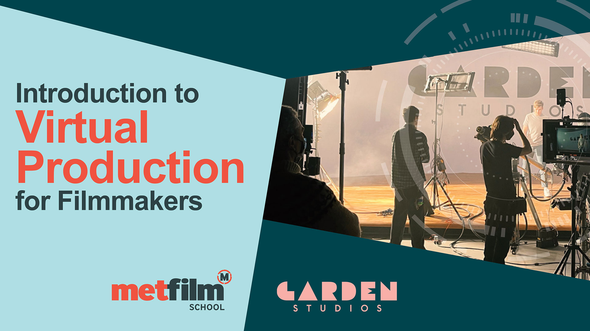 Introduction to Virtual Production for Filmmakers