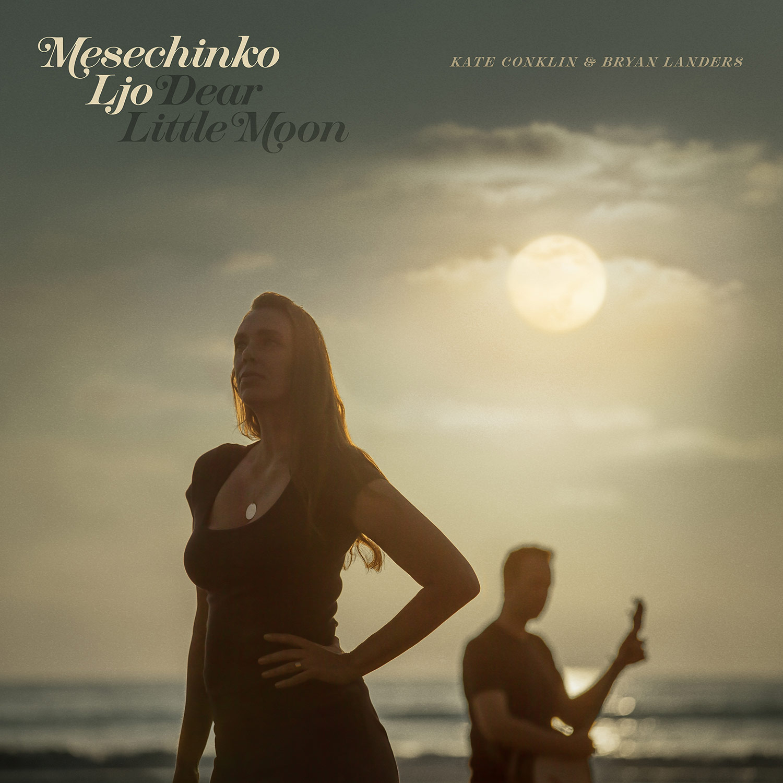 The official cover art for Mesechinko Ljo or Dear Little Moon.
