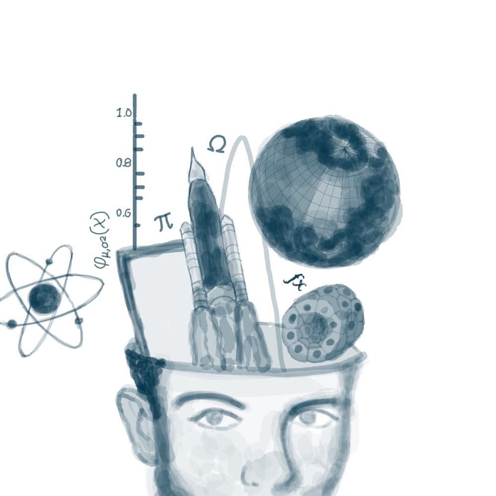 Illustration of mental models.