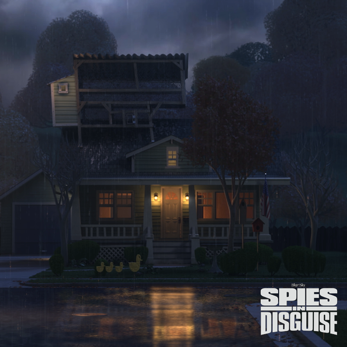 Spies in Disguise / 变身特工