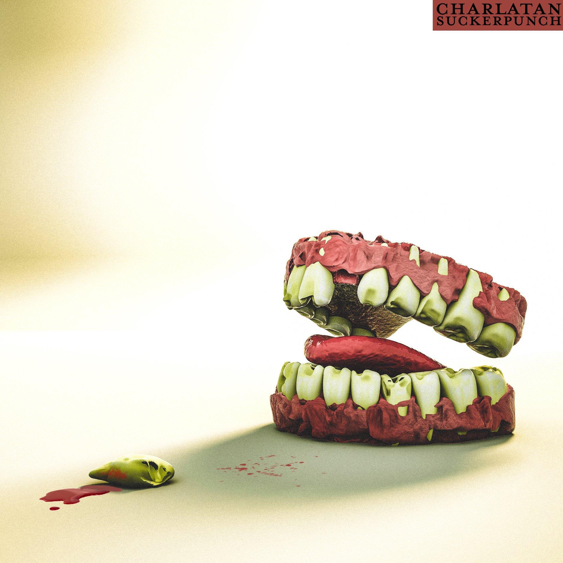 Charlatan - Sucker Punch single link.