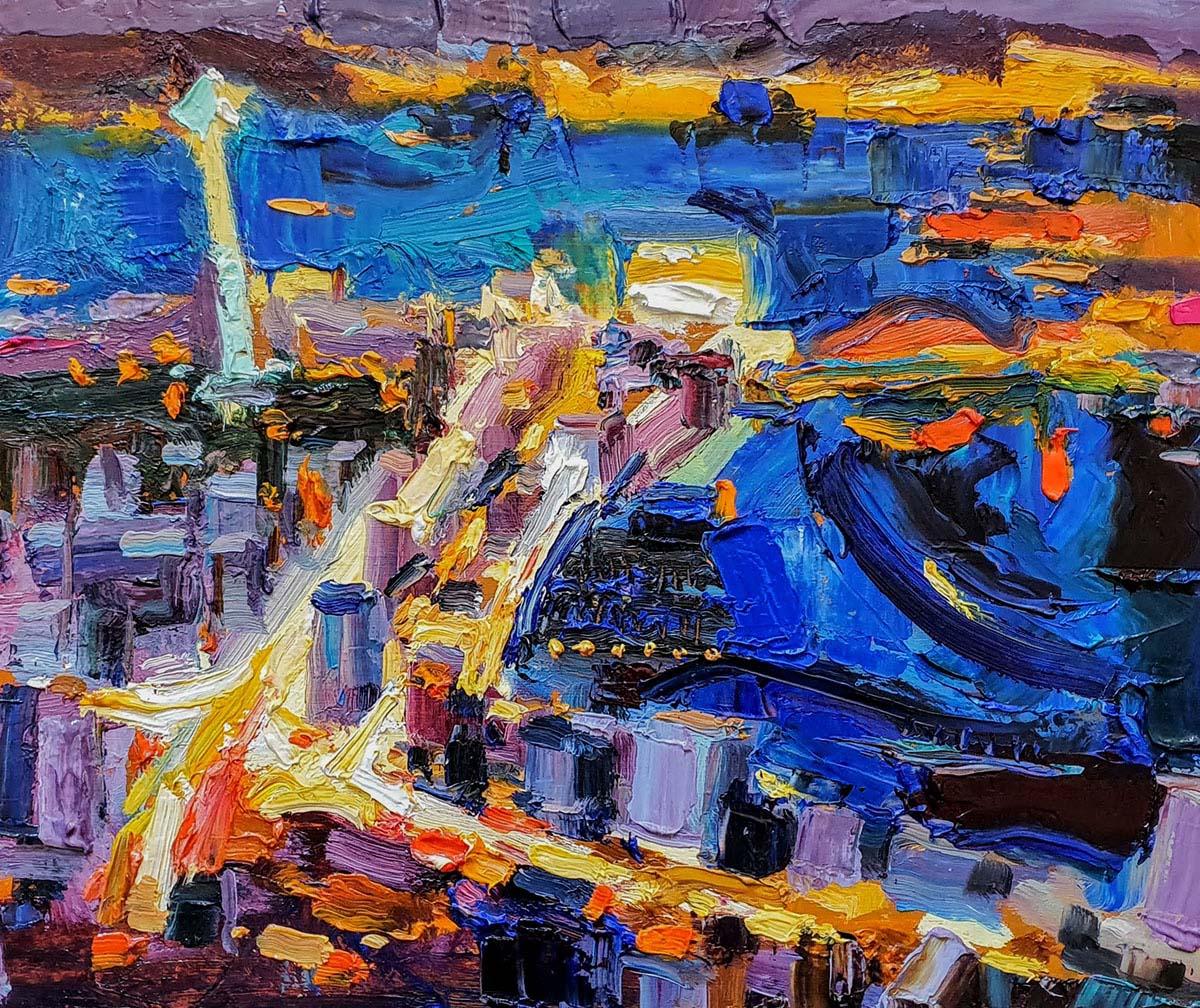 2020.4.busan︱45.5x37.9cm, Oil on canvas︱2020