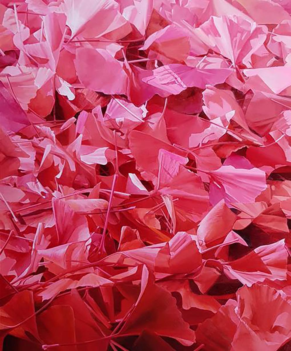 RED CARPET︱162.0x130.0cm, Oil on canvas︱2018